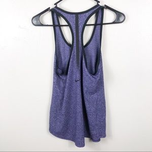 NFL Tops - Purple Baltimore Ravens Tank Top Size Small